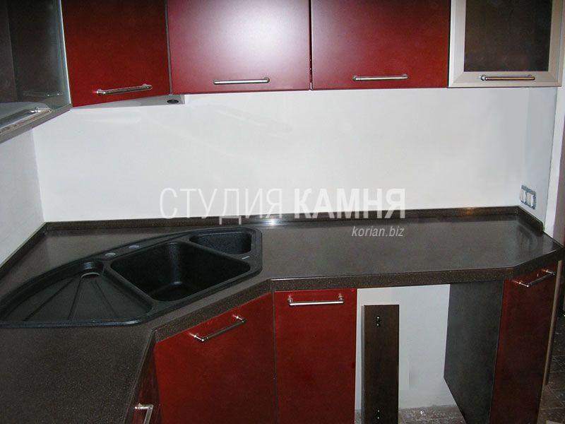 Столешница для кухни из искусственного камня отзывы Душевой поддон из искусственного камня Corian Львовский