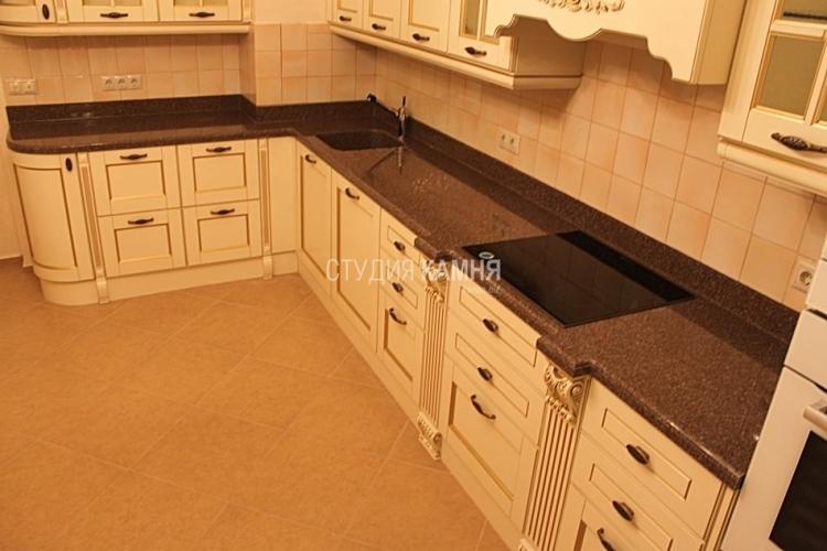 Столешница для кухни из акрилового камня столешница кухонная купить сургут