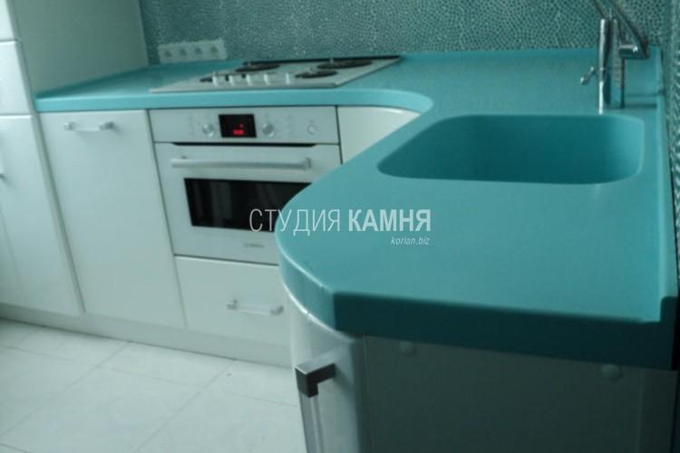 Столешница corian цвета кухня угол поворота столешница 180