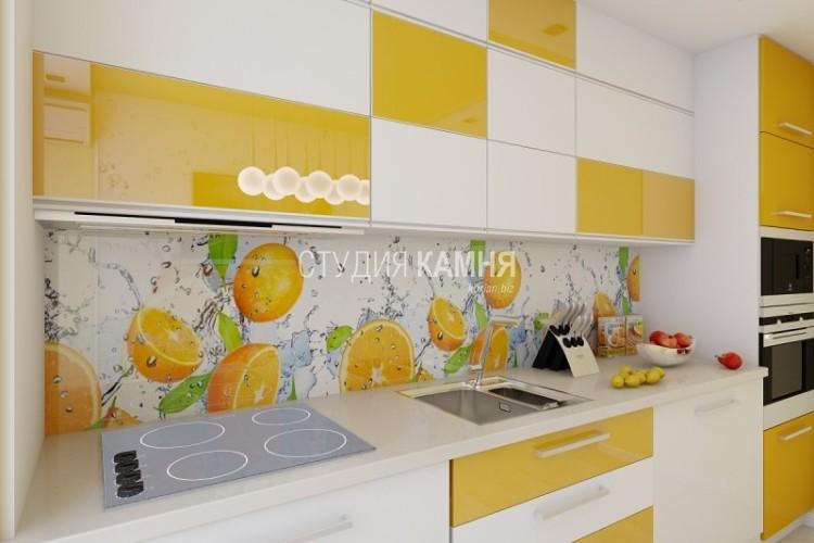 Едорогая кухонная столешница Кухня искуственный камень Усово