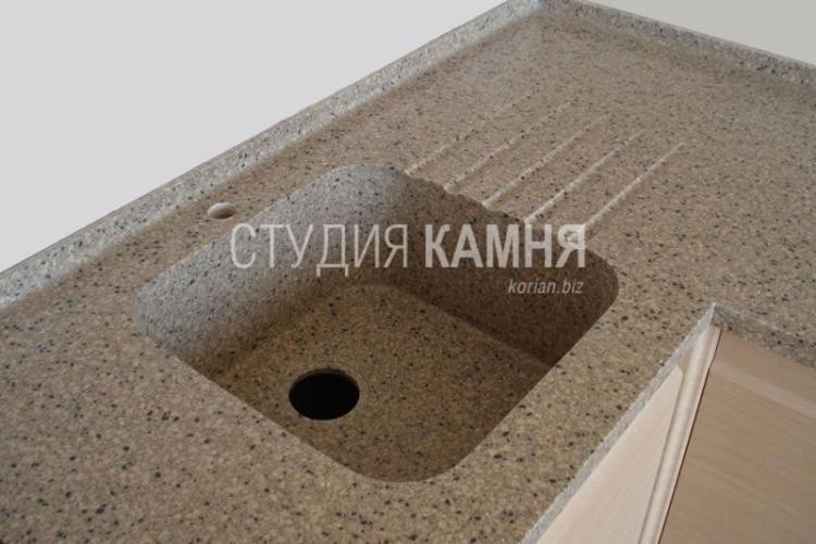 Мойку для кухни из искусственного камня